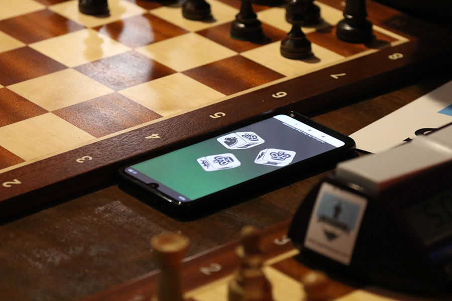 Featured image for V Dice Chess turnīrs
