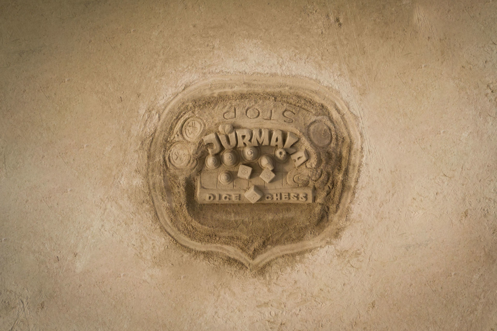 Featured image for Sand art
